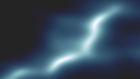 Blue lighting abstract force storm pattern background