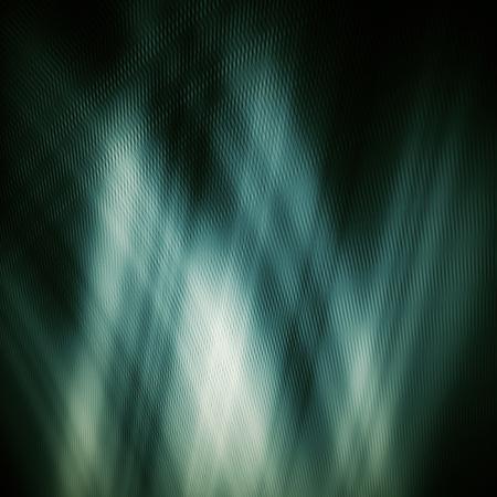 silky velvet: Blue green dark magic abstract wallpaper pattern background Stock Photo