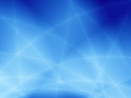 silky velvet: Bright power blue high technology pattern design Stock Photo