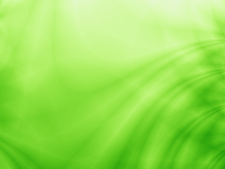 Eco background abstract green wave pattern