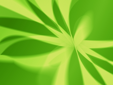 greenness: green logo background Stock Photo