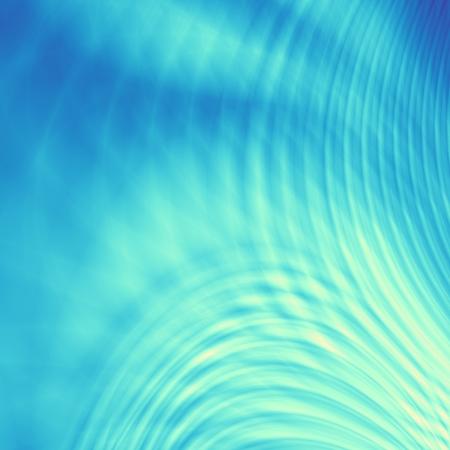 silky velvet: Turquoise blue wave curve technology background