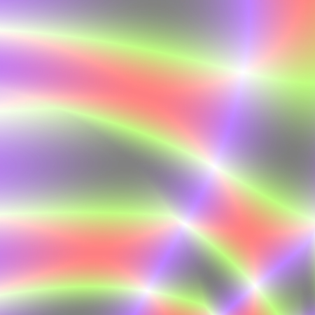 Neon light abstract pattern backdrop design Stock Photo