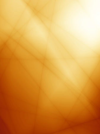 Orange summer graphic abstract headers illustration Stock Illustration - 83887088
