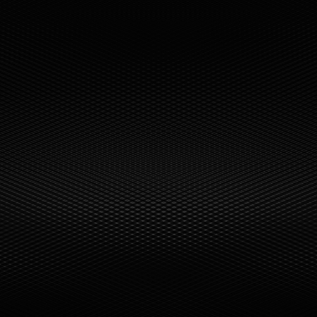 Carbon fiber woven black texture abstract background