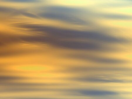 Sunset abstract yellow background