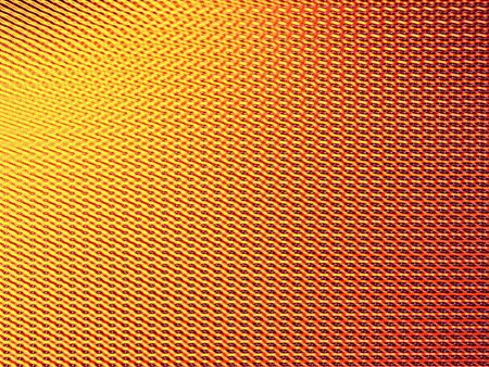 Yellow pattern abstract background