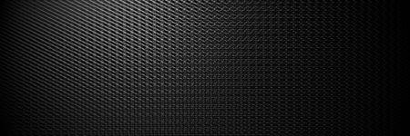 Texture black abstract horizontal illustration