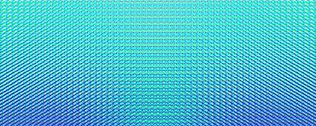 Techno pattern blue background