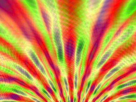 Colorful floral illustration backdrop design Stockfoto