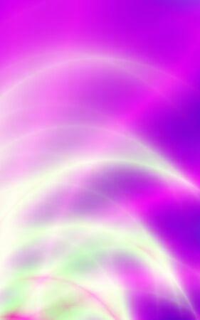 Wave light art violet graphic pattern background Stockfoto