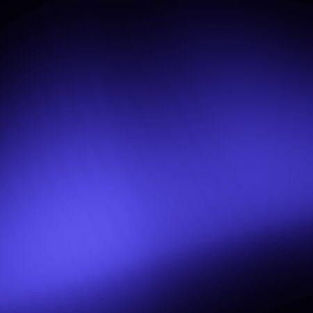 Dark blue abstract soft depth background