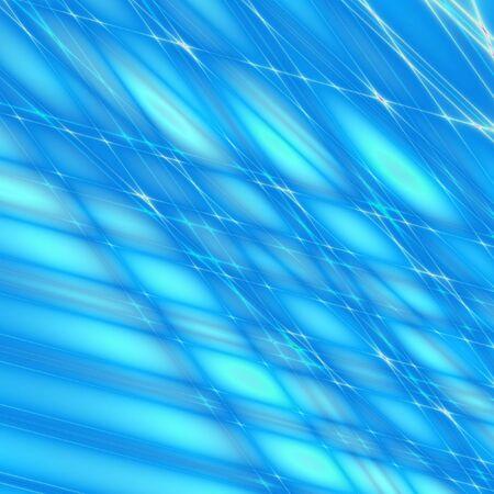 Laser abstract pattern blue art website design Zdjęcie Seryjne