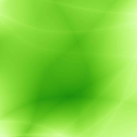 Green wave pattern nature art background