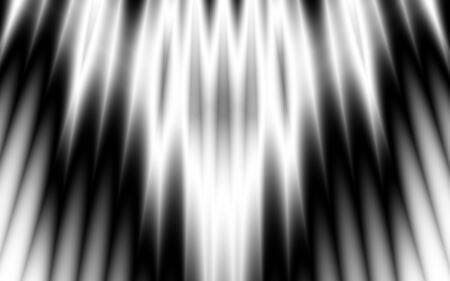 Curtain abstract art monochrome graphic background Zdjęcie Seryjne