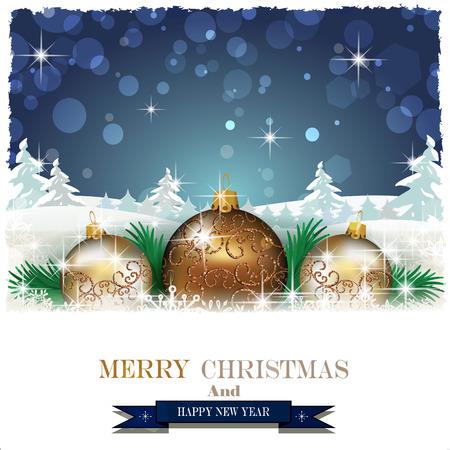 バナーのクリスマスつまらないものと透明と描画効果グラデーション メッシュ EPS 10 の光の背景ライトの装飾  イラスト・ベクター素材