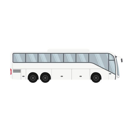 One-floor bus design for transportation and travel