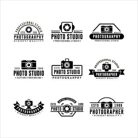Photography Photo Studio logos Collections