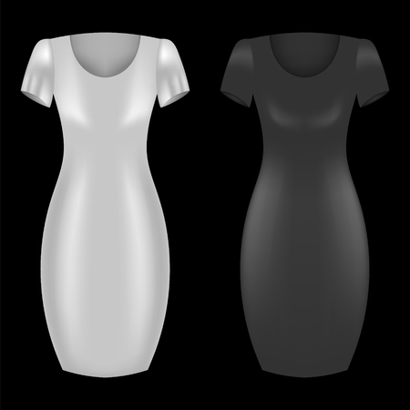 Fashion dress templates