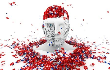 narcissism: social media, overdose