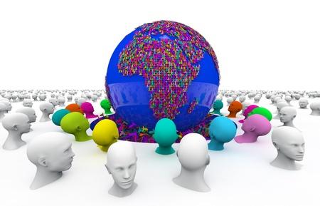 community, social media, social network