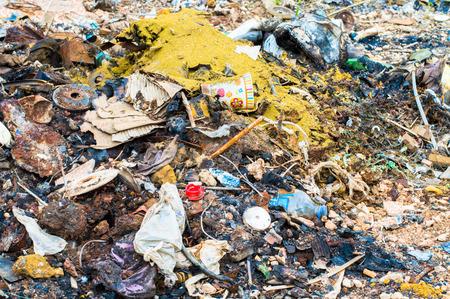 greenpeace: Dumping Trash Outdoors