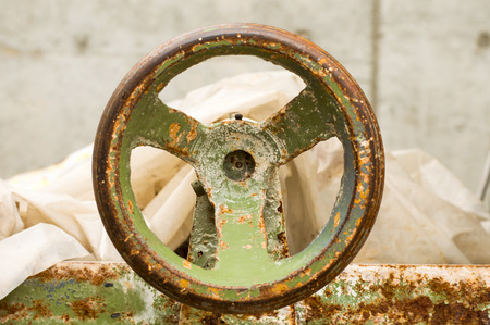 machinery: Old machinery and equipments