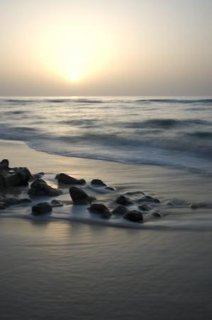 Sunrise at Fuerteventura