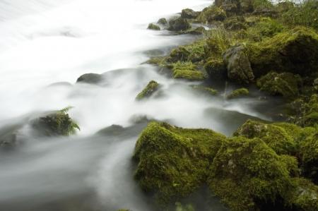 wasser: Puron river Stock Photo