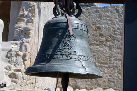 古いスペイン語代表団鐘