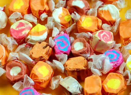 taffy: Taffy candy