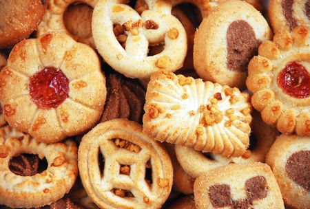 Little sugar cookies