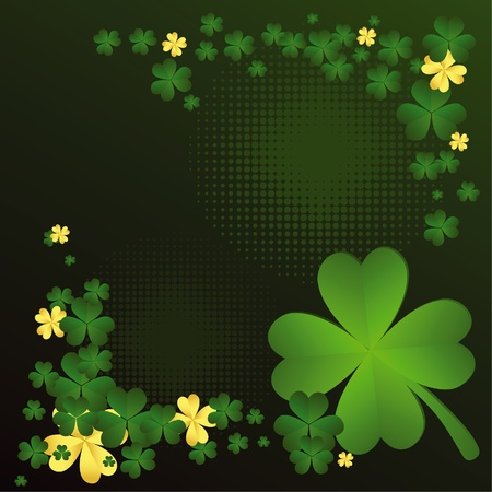 Saint Patrick background Stock Vector - 11031504