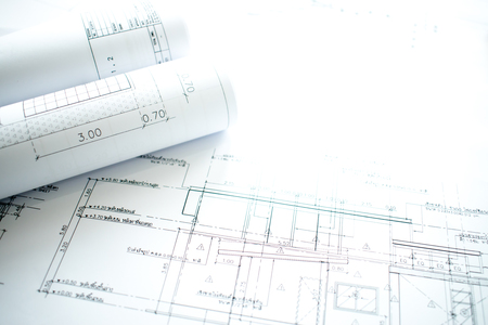 Close-up image of architecture with detailed construction and design.