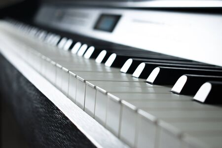 Piano pictures in low light rooms