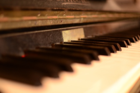 string instrument: piano