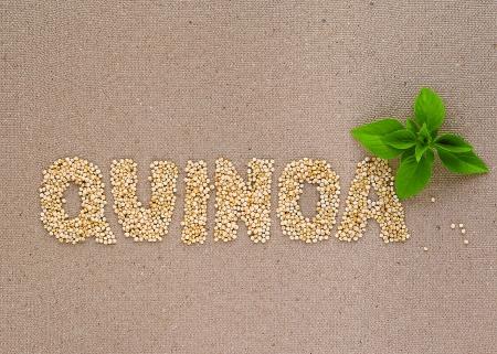 quinua: Una palabra