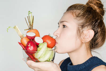 Kisses for great food Health Care