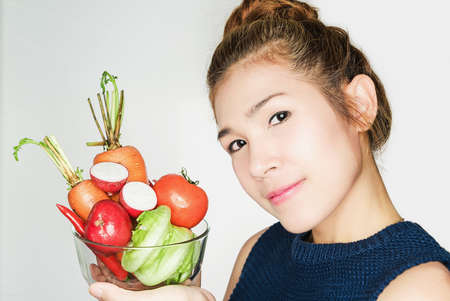 defecate: Benefits of colorful vegetables For good health