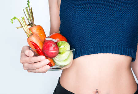 Benefits of colorful vegetables For good health