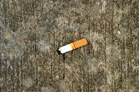 Please Stop smoking for you family and my family Stock Photo - 7363269