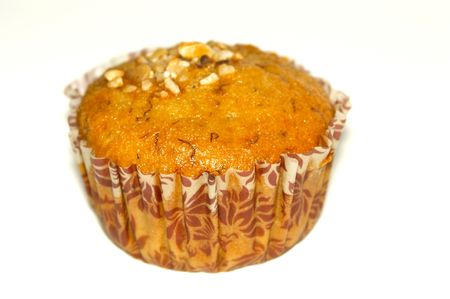 repast: Banana Cup Cake the Nutrition cake and aroma