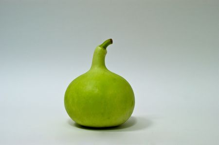 nutrient: The green Calabash fruit have more nutrient