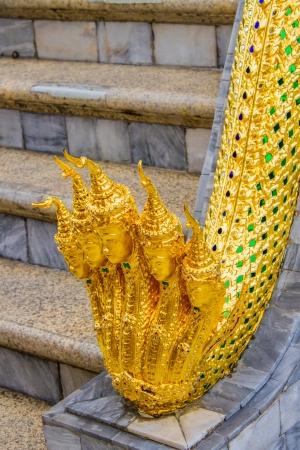 grand pa: Beautiful of  thai art architecture of the Emerald Buddha temple(Wat phra kaew) and Royal Grand Palace ,Bangkok,Thailand.
