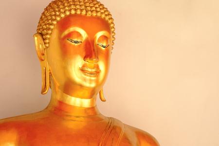 art processing: Images of Buddha at Wat Pho or Wat Phra Chetupon Vimolmangklararm, Bangkok, Thailand