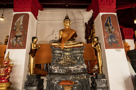 Wat Phra Borommathat Stock Photos And Images - 123RF