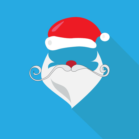 Santa claus hat and beard template royalty free cliparts vectors santa claus hat and beard template royalty free cliparts vectors and stock illustration image 46901564 maxwellsz