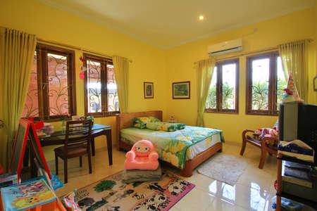 Villa in Bali with design modern contemporary