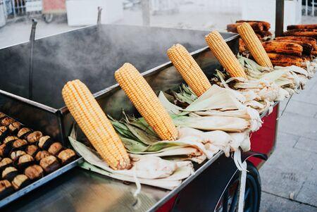 Turkish street food. Banco de Imagens