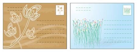 postcard: postcard